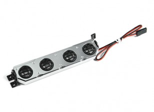 LED Dach / Auto-Lichtleiste Typ 2