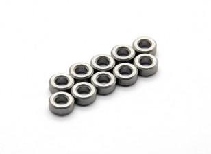 Slipper Bearing (10 Stück) - Basher Rocksta 24.01 4WS Mini Rock Crawler