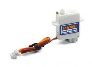 Hobbyking ™ HK-5330S Ultra-Micro Digital Servo 0,17 kg / 0.04sec / 1,9g