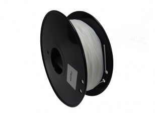 Hobbyking 3D-Drucker Filament 1.75mm Flexible 0.8KG Spool (weiß)