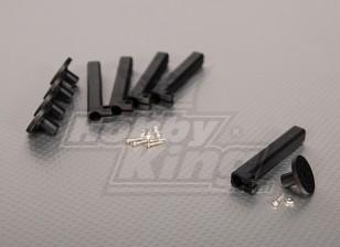 Elektromotor Standoff Mounts 10mm kleine Basis (5pcs / bag)
