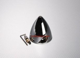 Aluminium-Stütze Spinner 76mm / 3.0 Zoll Durchmesser