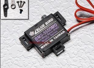 BMS-555DMG dünne Flügel Digital Servo (All Metal Gear) 4.2kg / .15sec / 23g