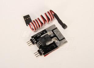 Quanum 2,4 GHz Telemetrie-System Temp / Amp-Add-On
