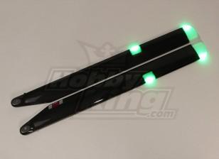 515mm MS Composit Nexus 30 3D Nachtklinge
