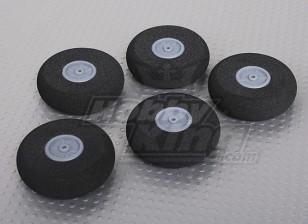 Licht-Schaum-Rad (Diam: 40, Breite: 12 mm) (5pcs / bag)