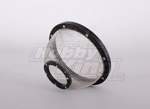 Turbine Motor FOD Schutz - 98mm