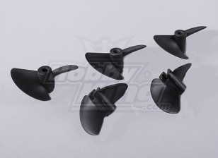 2-Blatt-Boot Propellers 40x45mm (5pcs / bag)