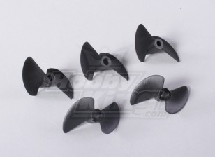 2-Blatt-Boot Propellers 40x47mm (5pcs / bag)