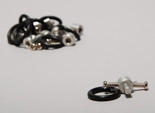 Prop Saver w / Band 3 mm (10 Stück)