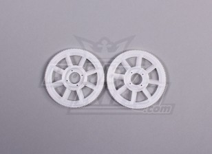 Tarot-450 PRO Main Gear Set (2 Stück) - Weiß (TL1219-01)