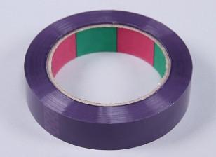 Flügelband 45mic x 24 mm x 100 m (Narrow - Purple)