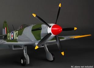 Durafly ™ 5-Blatt Propeller / Spinner Set für Mk-24 Spitfire
