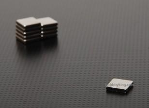 Starke Seltenerd-Magneten (10pcs / set)