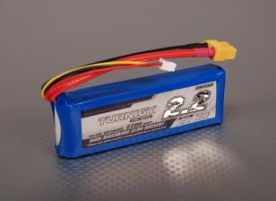Turnigy 2200mAh 2S 30C Lipo-Pack