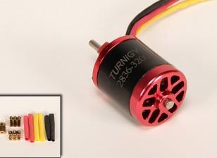 Turnigy 2836 Brushless Motor EDF 3200kv
