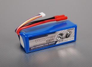 Turnigy 3000mAh 6S 40C Lipo-Pack