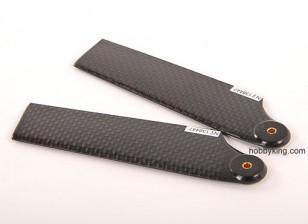 105mm WIG-Carbon-Faser-Endstück-Blatt