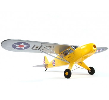 Piper J-3 Cub Balsa GP / EP 1620mm (ARF)