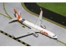 Gemini Jets GOL Transportes Aeros Boeing B737-800W PR-GXZ 1:200 Diecast Model G2GOL575