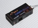 FrSky D8R-II plus 2,4 GHz 8-Kanal-Receiver mit Telemetery