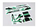 Durafly ™ Zephyr 1533mm - Aufkleber