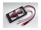 HobbyKing® Sicher 40A Parallel Ladeplatine für 4 Packs 2 ~ 6S (T-Connector)