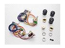 Potentiameter (Round Pot) - Turnigy 9XR Transmitter (3set)