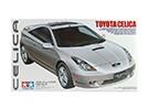 Tamiya 1/24 Maßstab Toyota Celica Plastikmodellbausatz