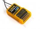 R618XL DSM2x 6CH Empfänger mit langer Antenne und CPPM