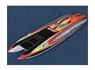 Genesis Offshore Twin Hull (1045mm) Fiberglas-Rumpf Nur
