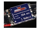 Hobbyking 20A BlueSeries Brushless Drehzahlregler