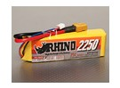 Rhino 2250mAh 3S 11.1V 25C Lipo-Pack