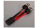 TRX-kompatible Plug Batteriekabel für 2 Packungen in Parallel