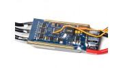 Aerostar RVS 80A Electronic Speed Controller Rear