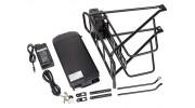 "E-Bike Conversion Kit for 26"" Bikes (PAS Front Wheel Drive) (36V/11A)  (US Plug) - panier 1"