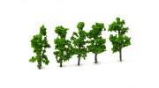 HobbyKing™ 65mm Scenic Wire Model Trees  (5 pcs)
