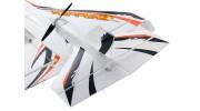 H-King Skipper All Terrain Airplane EPO 700mm (PNF) Orange - rear