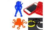 NinjaFlex TPU Flexible 3D Printer Filament 1.75mm (Snow) 0.5kg 2