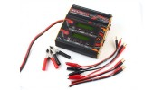 Turnigy Reaktor 2 x 300W 20A Balance Charger now with NiZN and LiHV - contents