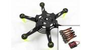 SCRATCH/DENT Spedix S250H Racing Drone Kit E/ESC PDB Combo