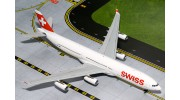 Gemini Jets Swiss International AIr Lines Airbus A340-300 HB-JMK 1:200 Diecast Model G2SWR382