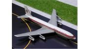 Gemini Jets EgyptAir Boeing 707-320 SU-AVZ 1:400 Diecast Model GJMSR164
