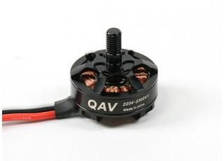 SCRATCH/DENT - QAV RT2204-2300KV Quad Racing Motor (CW)
