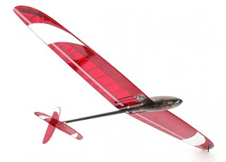 H-King Raven 990 Mini DLG 2017 Glider 990mm (PNP) - rear view