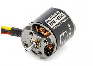 PROPDRIVE v2 2836 2200KV Brushless Outrunner Motor
