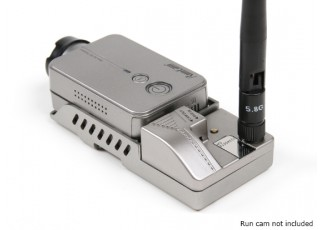 Quanum RunCam V2 Docking Station - back view