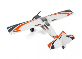 Durafly Color Tundra 1300mm Anniversary Edition (Orange/Grey) (PnF) - Top