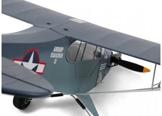 H-King J3 Navy Cub (NE-1) 1400mm (PnP) - inside