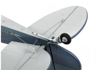 H-King J3 Navy Cub (NE-1) 1400mm (PnP) - tail wheels
